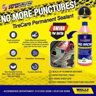 Tire Care sealants