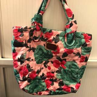 Marc By Marc Jacobs flowery tote 花花袋