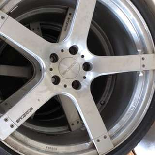 "Rims 20"" for sales Prodrive"