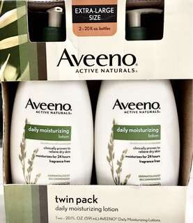 Sale😍❤️Authentic Aveeno Lotion