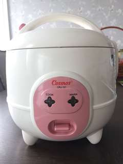 Cosmos Rice Cooker 3 in 1