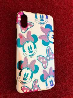 Minnie Hardcase Bluray Iphone X