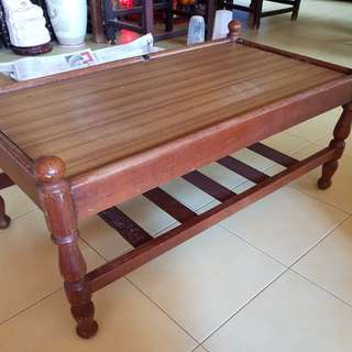 70th  coffee Table taek wood 柚木桌