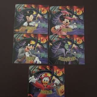 迪士尼貼士 Disney stickers