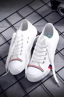 Casual Canvas Colored Shoe