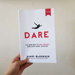 (New) Dare by Barry McDonagh