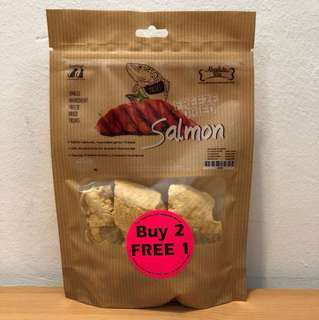 Absolute Bites Freeze Dried Treats (Salmon)