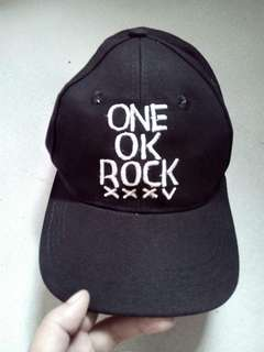 One OK Rock Baseball Cap