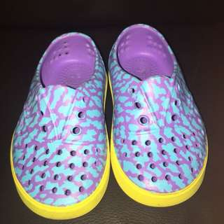 Native shoes for toddler!