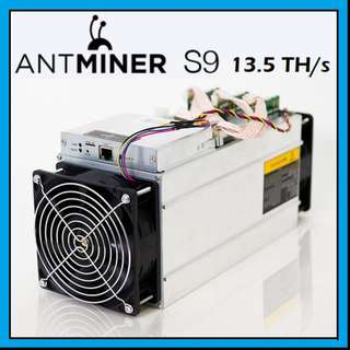 Antminer S9 (Brand New Ready Stock) 1 Available!!
