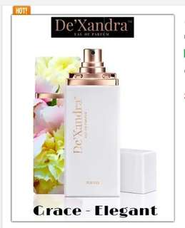 DEXANDRA GRACE-ELEGANT PERFUME FOR women