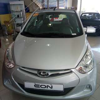 Hyundai Eon with AVN