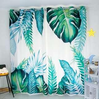 ✨ Customised Curtain