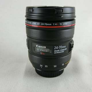 Canon EF 24-70mm F4.0L IS 防手震變焦鏡頭 小三元變焦鏡 公司貨