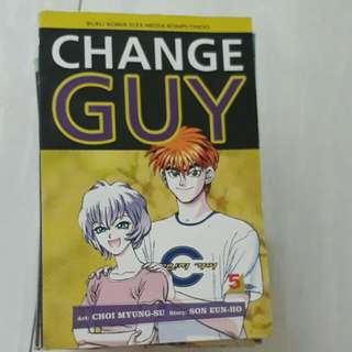 komik change guy 5-21