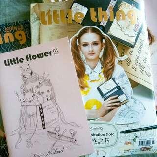 Little thing戀物誌41期 靈感之書