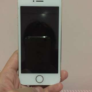 iPhone5s - Gold