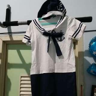 jumpsuit sailor