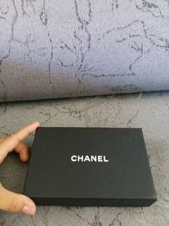 chanel small size box