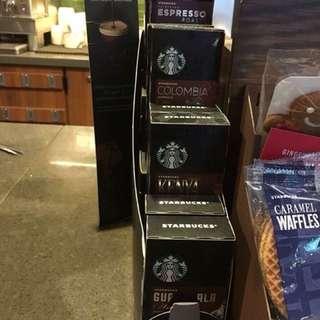 Starbucks Nespresso capsule