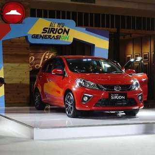 NEW SIRION 2018