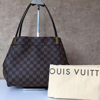 LOUIS VUITTON N41215 DAMIER EBENE MARYLEBONE PM SHOULDER BAG