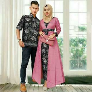 Couple melinda batik