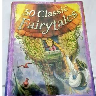 50 Classic Fairytales book