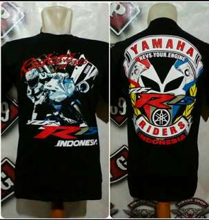 Kaos bikers Indonesia