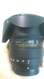 Tokina 12-28mm f4