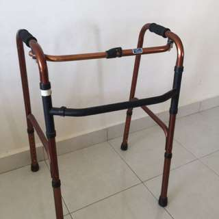 Reciprocal Walking Frame, Foldable Walker