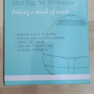 Mini Egg Air Revitalisor