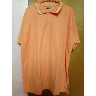 Orange Polo Shirt (XL)