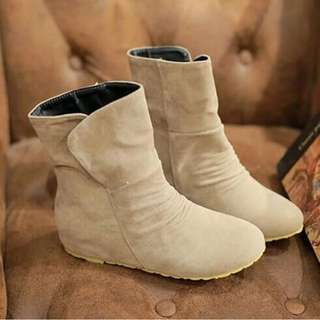 Flat ankle boots size 36