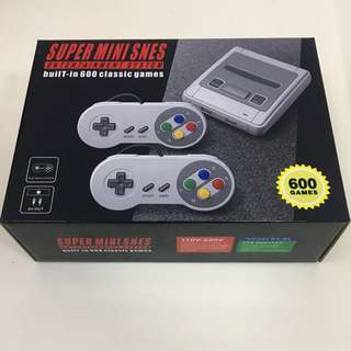 Nintendo SUPER NES SFC game console 16-bit SNES MINI game console  ( INSTOCK )