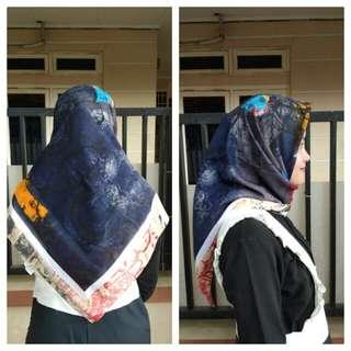 Jilbab Segi4 #FISIPUNIS