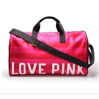Victoria Secret Travel Bag LOVE PINK