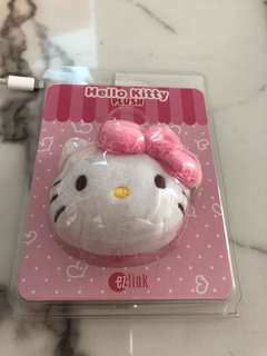 Hello Kitty Ez-Plush EZ-Link