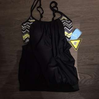 Brand New FunFit Tankini (Top only)
