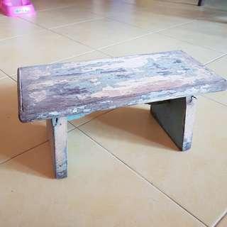 '60年代小椅子(柚木teak wood.)