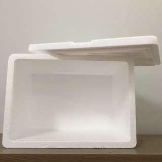 Box Styrofoam / Cool Box /  Box Gabus Es  Ice Bekas .