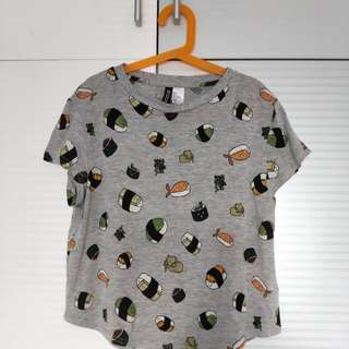 Sushi H&M Top brand new
