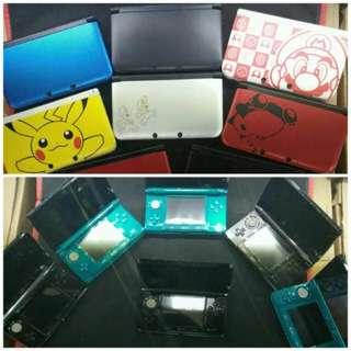 Used 2DS/3DS/3DSXL/N3DSXL