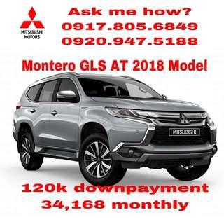 Montero GLS AT 2018 Model