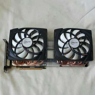 AMD Radeon 6990 4gb with Arctic Cooling