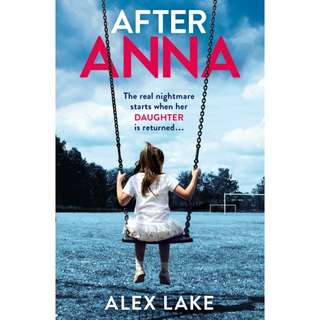 After Anna by Alex Lake