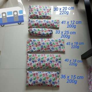 Sewing service baby pillow case n inner
