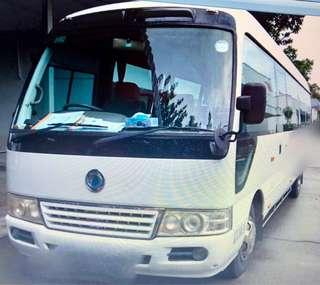 Passenger Bus/Minibus/Coach