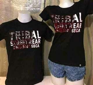 Tribal Branded COUPLE 999