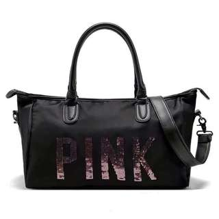 Victoria's Secret PINK Tote Extra Large Luggage Bag